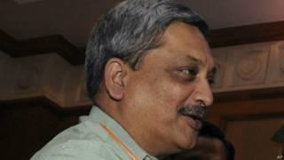 मनोहर पर्रिकर, भारतीय जनता पार्टी