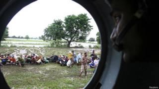 जम्मू-कश्मीर में वायुसेना अभियान