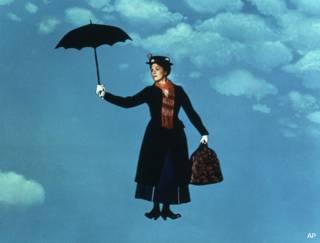 Mary Poppins | Crédito: AP