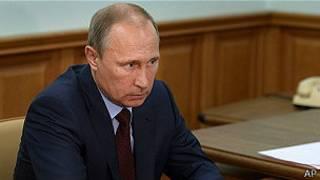 Shugaban Rasha Vladimir Putin na Rasha