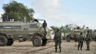 अफ्रीकी संघ की शांति सेना