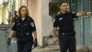 اتومبیل پلیس اسرائیل