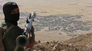 رزمنده کرد عراقی