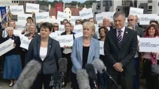 苏格兰三大党领导人