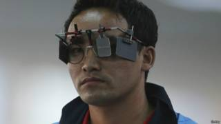 भारतीय निशानेबाज़ जीतू राय