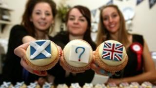 Debate sobre referendo na Escócia | Foto: PA
