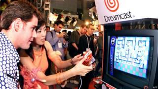 Dreamcast, Sega