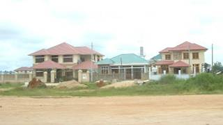 Houses in Naypyitaw