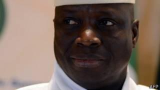 Yahya Jammeh umaze ku butegetsi manda 4 yanze gushyigikira icyo cyifuzo.