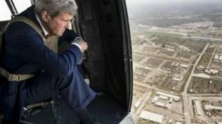 جان کری در بازدید از عراق