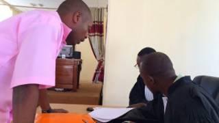 Imanza mu Rwanda