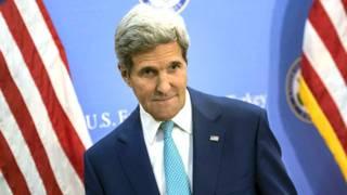 Xogahayaha Arrimaha Dibedda ee Mareykanka, John Kerry