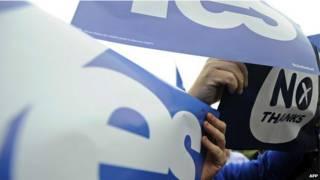 Campanhas antes do referendo