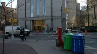 Федеральный суд в Манхэттене