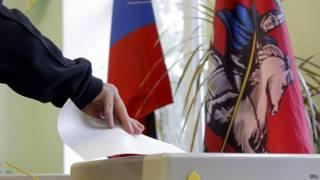 """Единый день голосования: лидирует """"Единая Россия"""""""