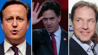 英國三大政黨領導人力爭蘇格蘭留在聯合王國