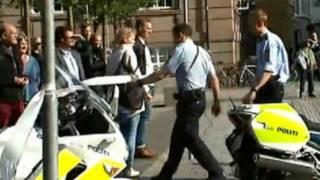 شرطة الدانمارك