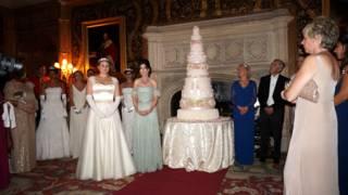 英国夏洛特王后舞会