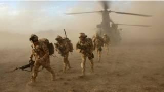 駐阿富汗英軍蘇格蘭營
