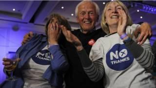 苏格兰公投