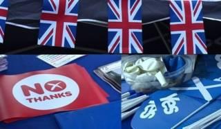 台灣和全球同步關注此蘇格蘭公投這一民主盛事