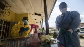 Эпидемия Эболы