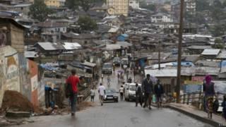 Serra Leoa (EPA)