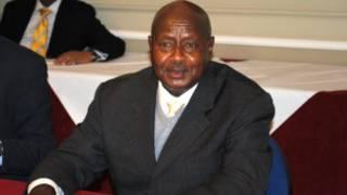 Yeta ya Uganda ivuga ko prezida Yoweri Museveni ata kibi ashakira Amama Mbamazi
