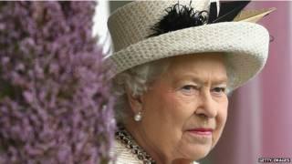 英國女王伊麗莎白二世