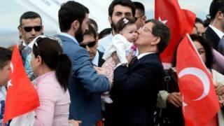 Turkish hostages