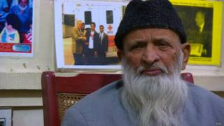 पाकिस्तान के जाने माने अबदुल सत्तार ईधी