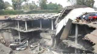 Westgate Nairobi baada ya shambulio la Al Shabaab  2013