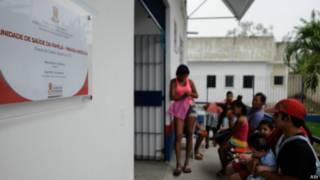 Posto de Saúde da Família na Baixada Fluminense | Foto: Tânia Rêgo/Agência Brasil