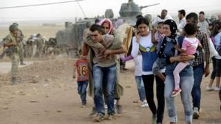 Refugiados na Turquia (Reuters)
