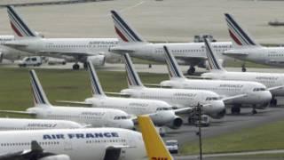 Jiragen Air France