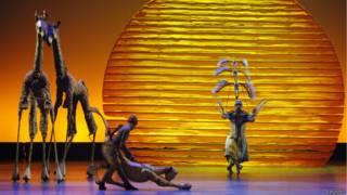 音樂劇《獅子王》