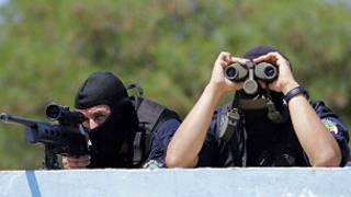 algeria security police
