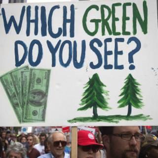 Unjuk rasa perubahan iklim