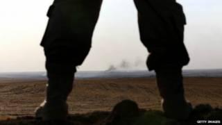 جندي أمريكي بالعراق