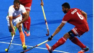 भारत बनाम ओमान