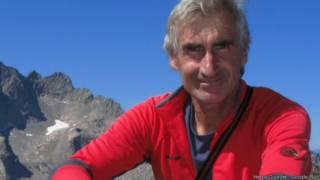 Herve Gourdel (foto de la página de Google+ de Herve Gourdel)