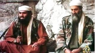 सुलेमान अबू गेथ, ओसामा बिन लादेन