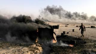 Сирийский нефтяной завод