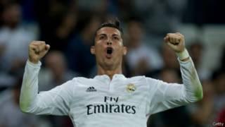 Cristiano Ronaldo pourrait remporter le troisième Ballon d'Or de sa carrière lors de la cérémonie d'attribution ce lundi.