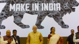 मेक इन इंडिया, नरेंद्र मोदी, निर्मला सीतारमन