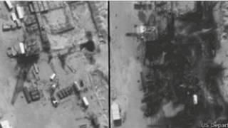 Ibitero by'Amerika muri Syria