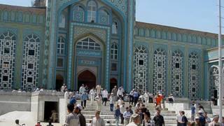 Главная мечеть Душанбе