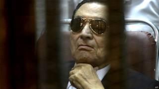 होस्नी मुबारक, मिस्र के पूर्व राष्ट्रपति