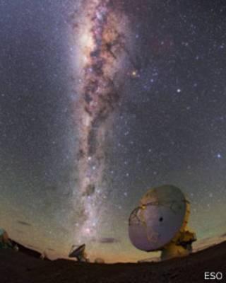 تلسکوپ های آلما