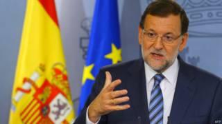 Премьер-министр Испании Мариано Рахой